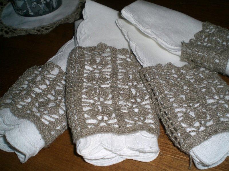 Crochet Napkin Ring ? Crochet Club