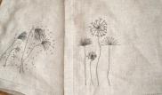 dandelions 2 placemats