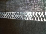 drawn thread baínha aberta