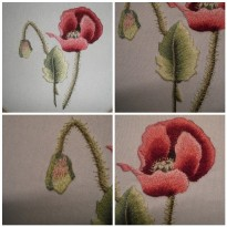 Trish Burr's Red Poppy kit