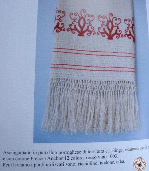 toalha em linho portugues