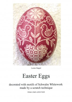 Easter Eggs by Luzine Happel