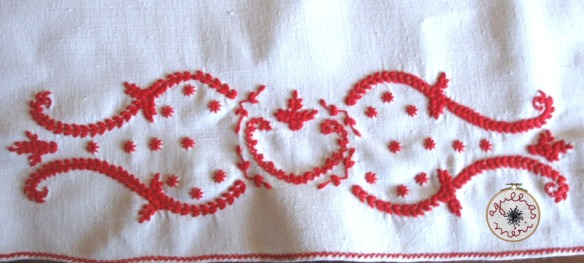 Guimaraes Embroidery lateral
