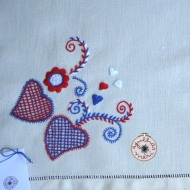 traycloth Viana Embroidery