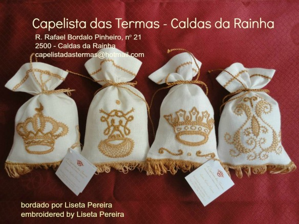 capelista das termas - Liseta Pereira