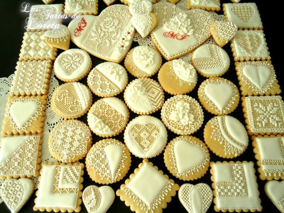 Las tartas de Loreta