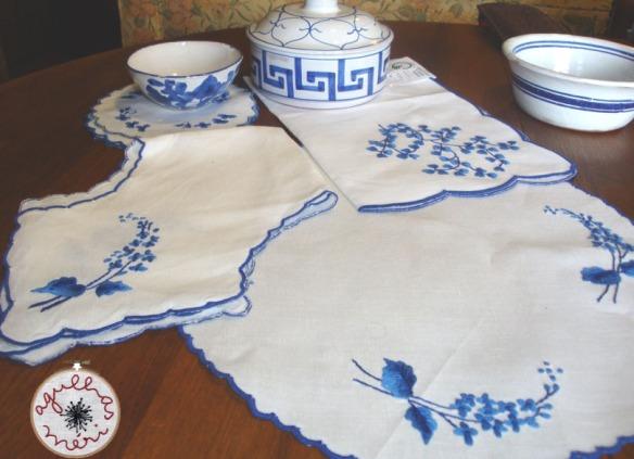 Aparador Blanco Barato ~ Azorean Embroideries agulhas da méri