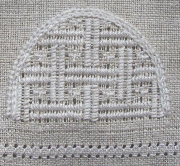 Filling pattern 447, by Luzine Happel