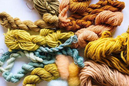 Iniciação à Tinturaria Natural para Adultos - Museu da Indústria Têxtil (Famalicão)