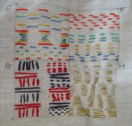 Sue Stone lessons second sampler